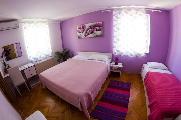Pansion Ivanka MaliLošinj Room (3) - Mali Lošinj - Bed & Breakfast
