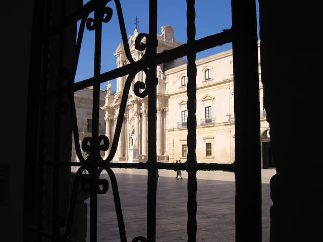 The terrace in the heart of Ortigia - Syracuse - อพาร์ทเมนท์