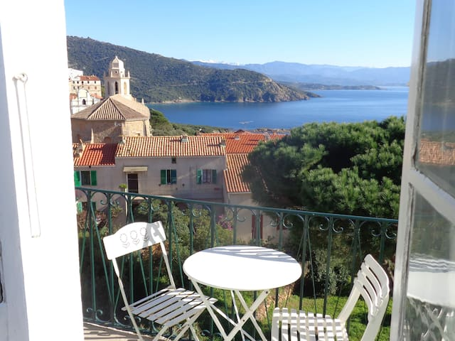 Amazing Sea View - Corsican House - Cargèse - Apartment