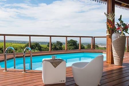 Villa haut de gamme vue mer