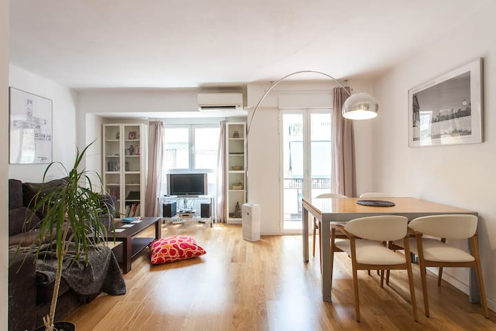 Apartment (WiFi) Turia Gardens - València - Appartamento