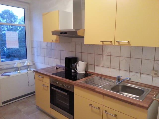 Ferienwohnung,2 ZI,  Küche, Bad nähe Mittweida - Königshain-Wiederau - Appartement