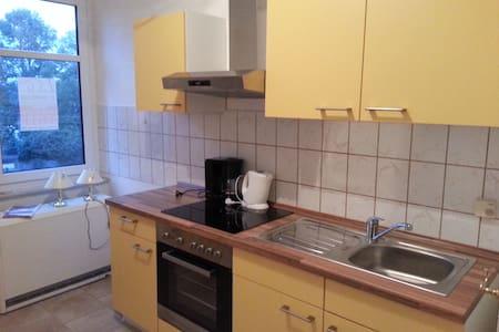 Ferienwohnung,2 ZI,  Küche, Bad nähe Mittweida - Königshain-Wiederau - Lejlighed