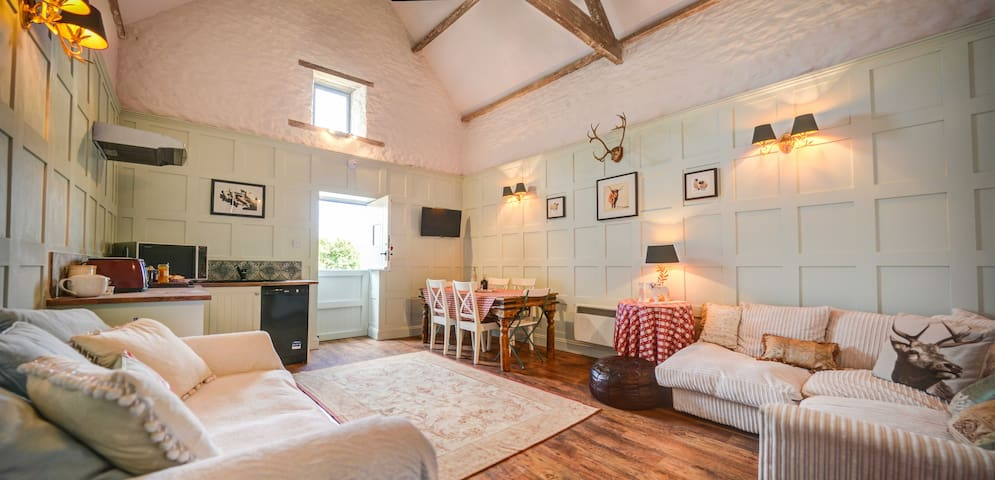 Cotswold coach house nr Bibury - Aldsworth - Appartement