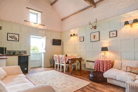 Cotswold coach house nr Bibury - Aldsworth - Daire
