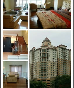 Bongrai's town Guesthouse - Kuala Lumpur - Bed & Breakfast