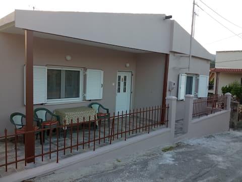 Matina 's house