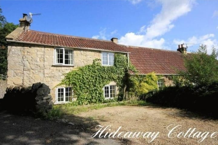 Hideaway Cottage - Limpley Stoke