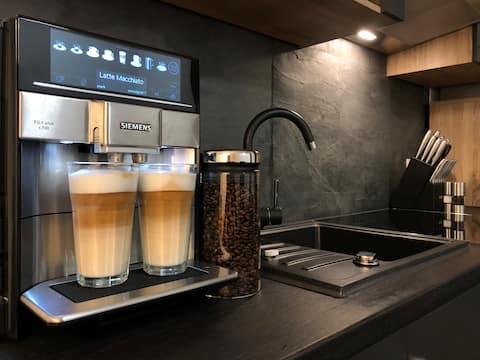 ♛ EXQUVISIT ♛| Komplette Suite | Kaffeevollautomat