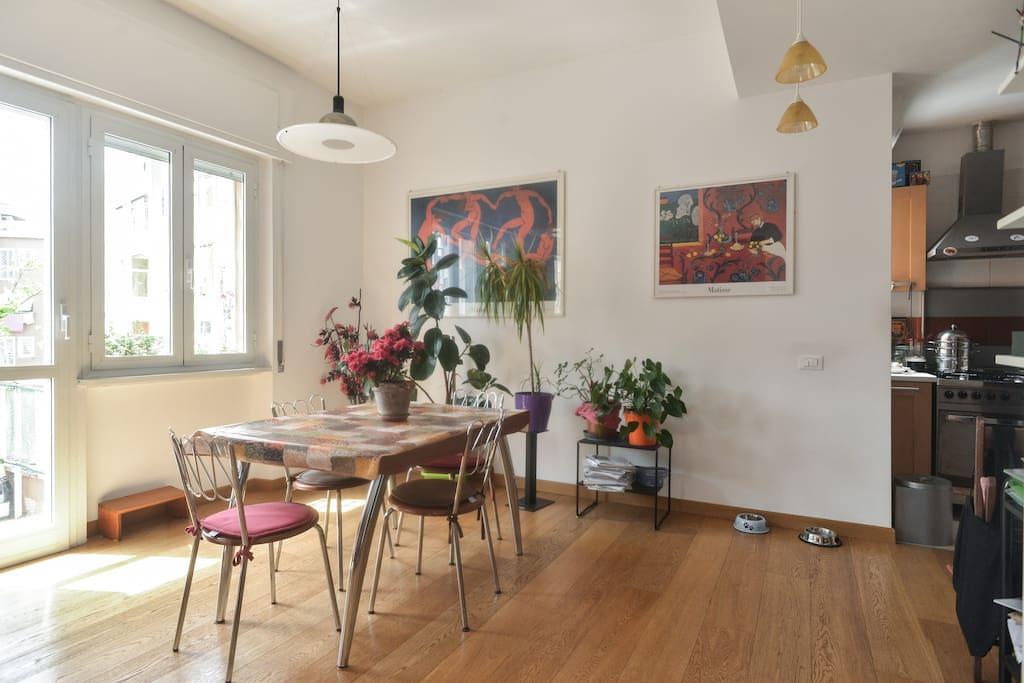 Stanza uso singolo bellissima appartements louer for Stanza uso ufficio roma