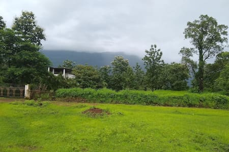Ksar Farm : 2BHK Villa stay at Nandgaon, Karjat