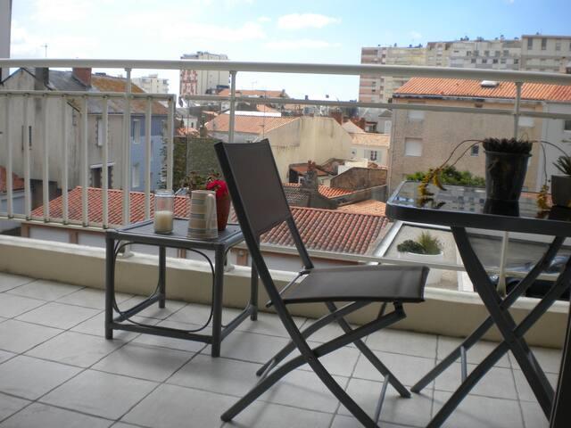 SUPERBE APPARTEMENT DE STANDING - Les Sables-d'Olonne - Apartment