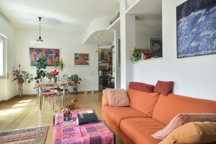 stanza uso singolo bellissima - Rzym - Apartament