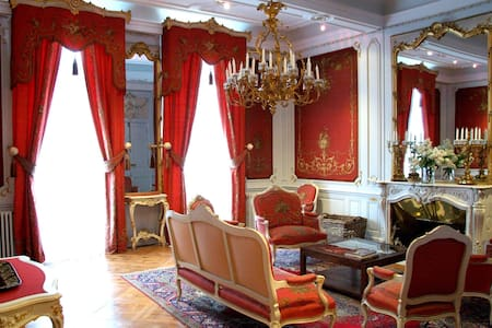 La Demeure du Baron de Joursanvault - Beaune - Schloss