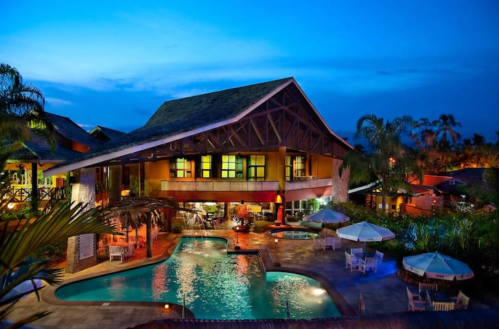 Flat em hotel em Ilhabela - Ilhabela - Apartmen