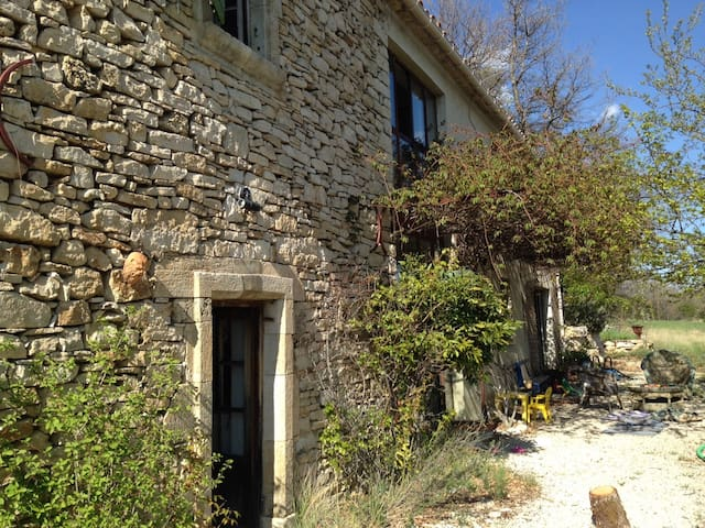 Charming house in the Luberon - Vachères - House