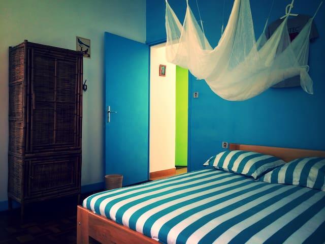 Chambre confortable dans auberge - Antananarivo  - Bed & Breakfast