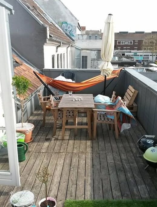 rooftop - summer ready