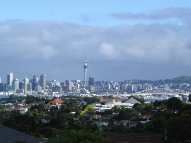 City View Unit close to Aucklands attractions - Auckland - Apartament