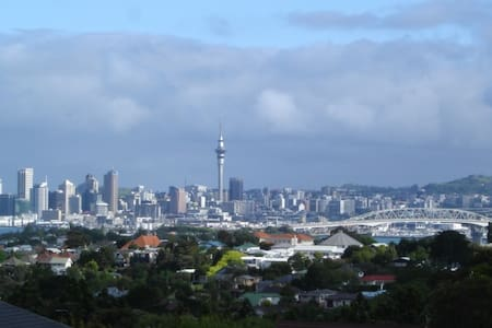 City View Unit close to Aucklands attractions - Auckland - Appartement