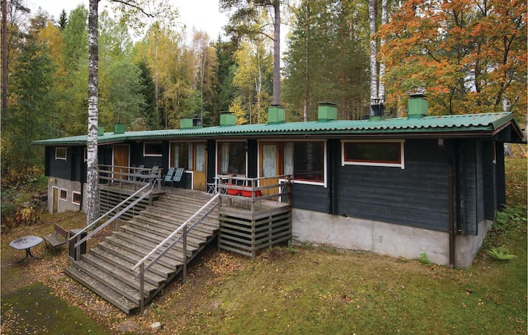 Holiday apartment with 1 bedroom on 40m² in Pellosniemi