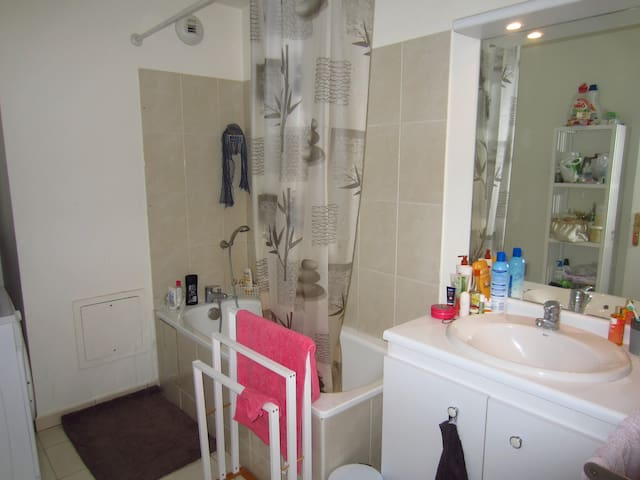 Location dans appartement de 70 m2 - Villiers-sur-Marne - Apartment