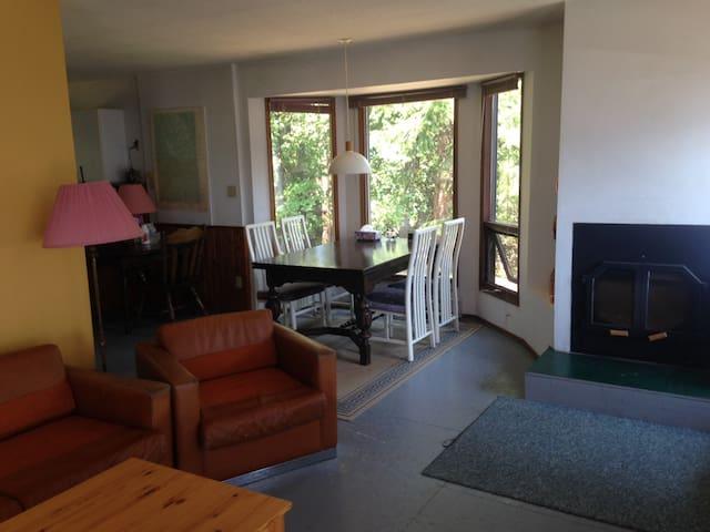 Kootenay Lakefront Cabin - Kaslo - Huis