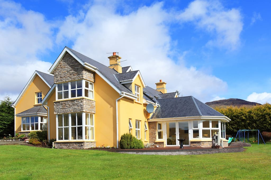 Our B&B on the Ring of Kerry