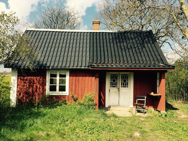 Grandmothers lovely Öland cottage - Borgholm C - Dům