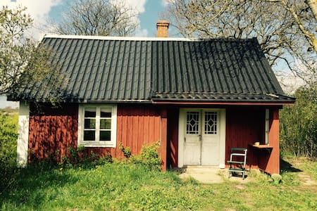 Grandmothers lovely Öland cottage - Borgholm C - Hus