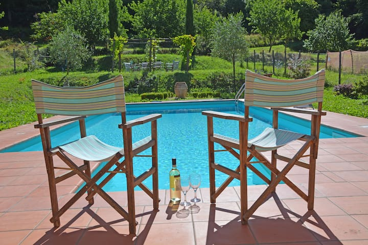 Relax in peaceful Tuscan Mountains - Fivizzano - Casa