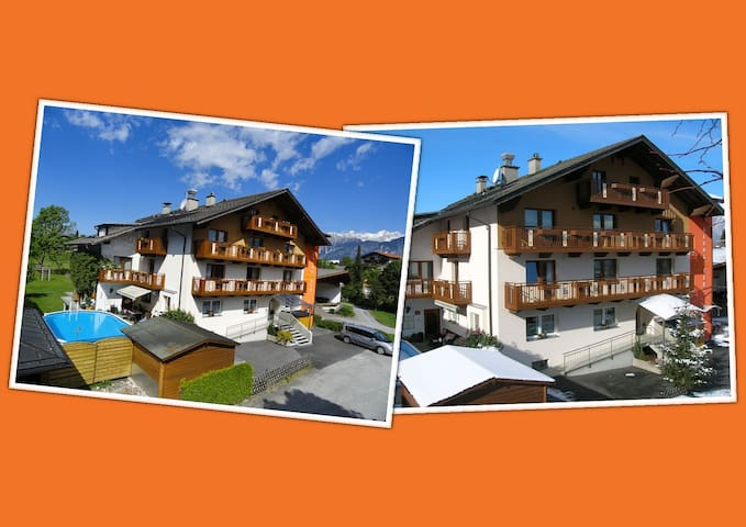 Appartement 4-5 pax near Innsbruck - Tulfes - Apartament