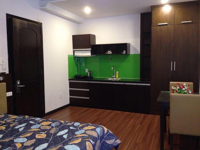 Full furniture studio room-SI HOUSE APARTMENT