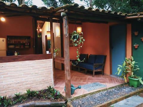 Casinha Caiçara Kakalula - Paraty Mirim