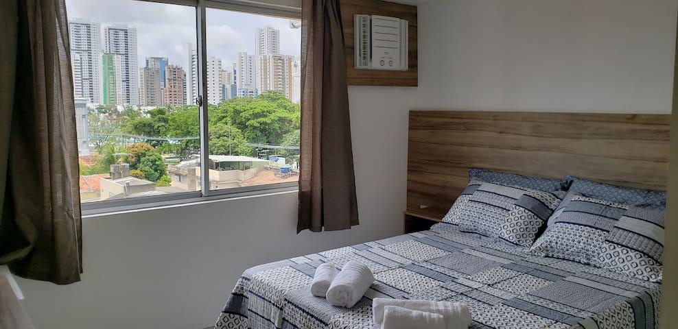 Apartamento em Boa Viagem - Localização ARRETADA!!