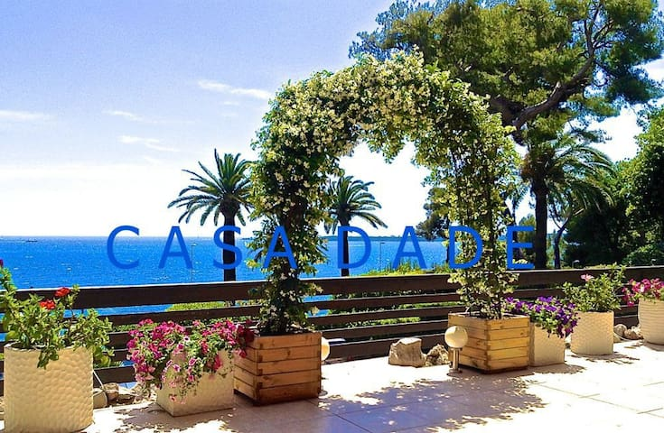 CASA DADE CANNES stunning sea views - Cannes - Villa