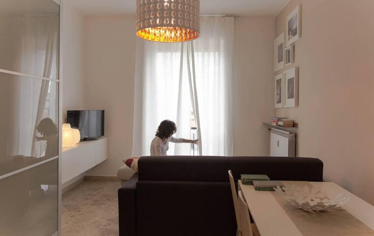 Design District Apartment_D - Milaan - Appartement