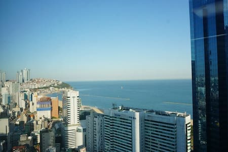 I. Haeundae Ocean view Apartment - 海雲台區