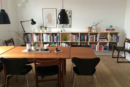 Central spacious apartment. - Aarhus