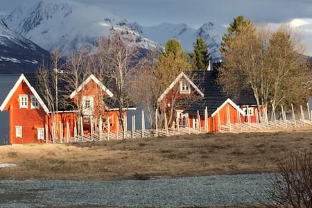 Apartment in Lyngen log house - Lyngseidet - อพาร์ทเมนท์