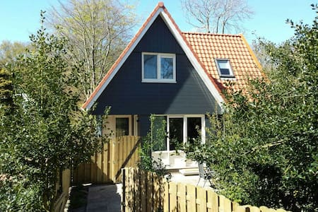 Beautiful cosy cottage Gaasterland Oudemirdum Frl - Oudemirdum - 小木屋