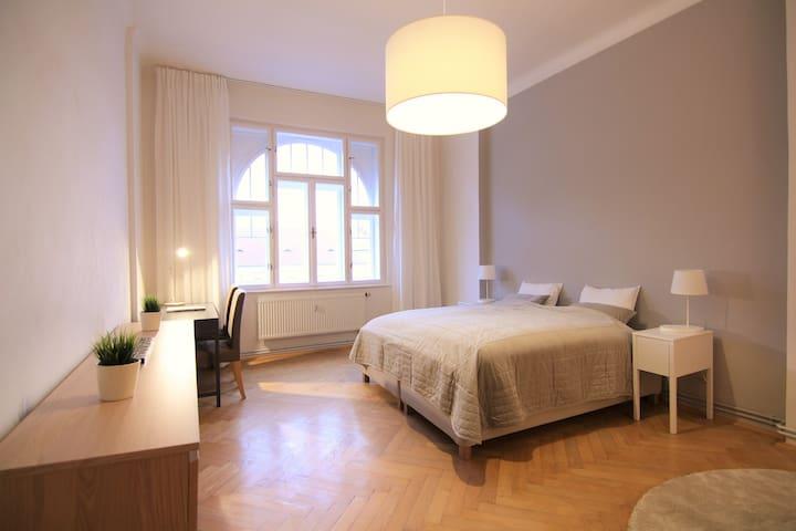 Luxusní Apartmán v samém srdci historického centra