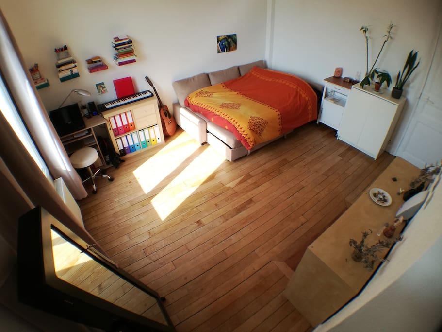 Votre chambre privée