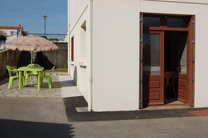 location appartement proche mer pour 4 personnes - Longeville-sur-Mer - Apartment