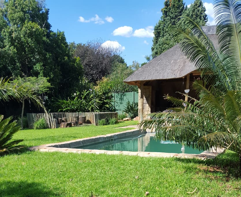 Main Property: the pool