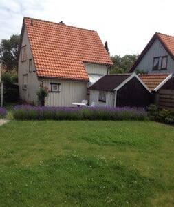 Zon Zee Rust / Zeeland Vakantiehuis - Brouwershaven - House