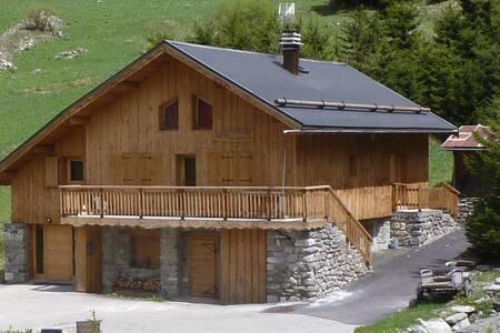 Luxueux Chalet alpage 10p*
