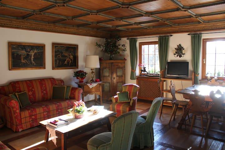 Splendido appartamento a Cortina d'Ampezzo - Cortina d'Ampezzo - Apartment