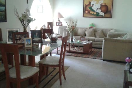 Nice home family with a bedroom - San Antonio de Los Altos - Lakás