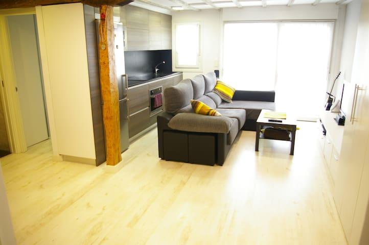 Precioso piso (ubicación excelente)